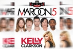 Maroon 5 en concierto, West Palm Beach, FL 2013